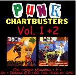 Various Artists: V.A. - Punk Chartbusters 1 + 2 -CD