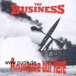 Business: Business,The - Anywhere But Here CD